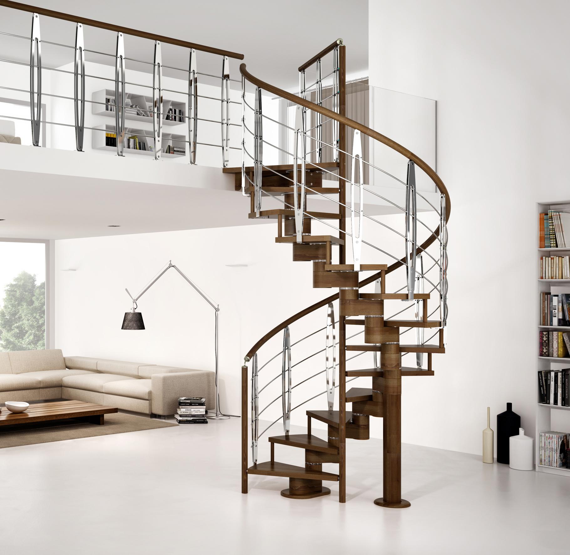#A87A23 Gama Leaf Cromada Sociescadas :: Escadas > Espiral 452 Janelas Deslizantes Redes
